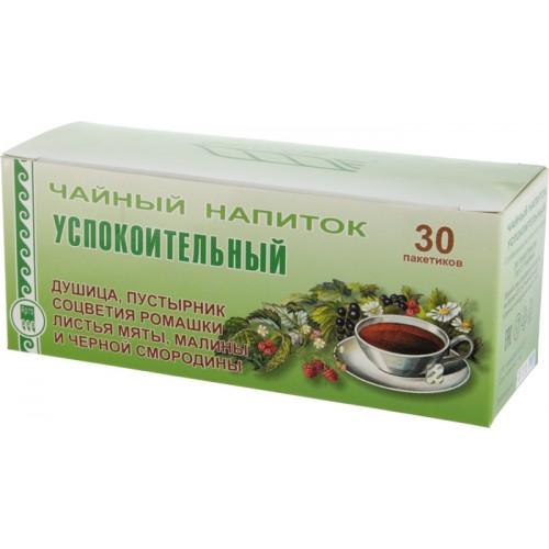 Напиток чайный «Успокоительный»  г. Астрахань