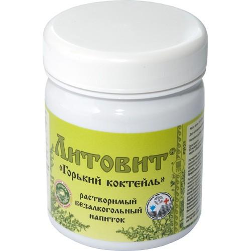 Литовит-напиток растворимый «Горький коктейль»  г. Астрахань