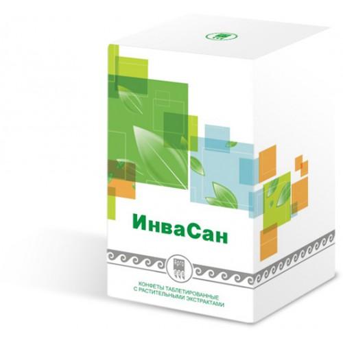Конфеты с растительными экстрактами ИнваСан  г. Астрахань