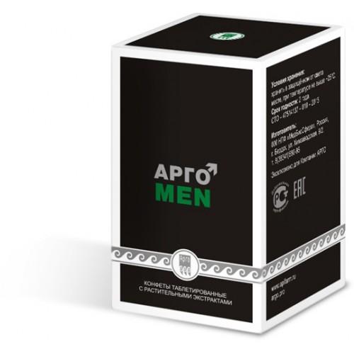 Конфеты с растительными экстрактами АргоMeN  г. Астрахань