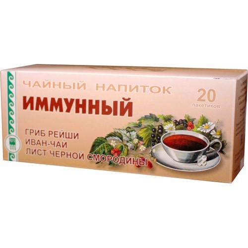 Напиток чайный Иммунный  г. Астрахань