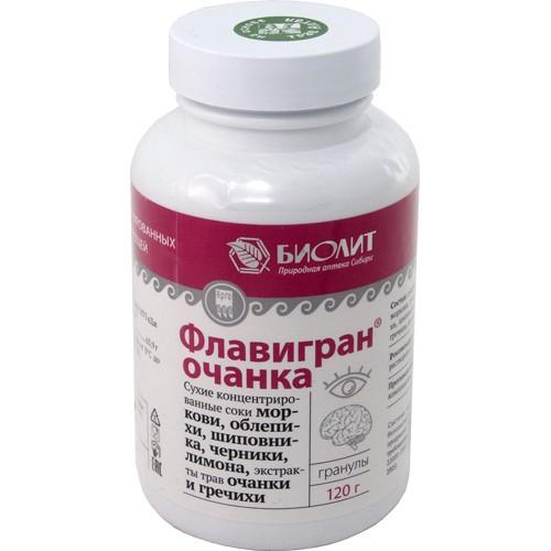 Флавигран-очанка  г. Астрахань