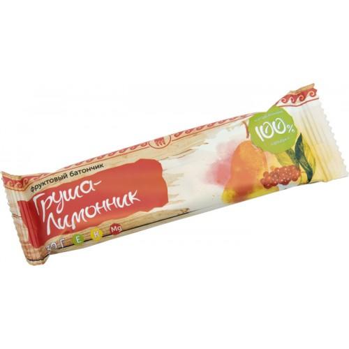 Батончик фруктовый Груша-лимонник  г. Астрахань