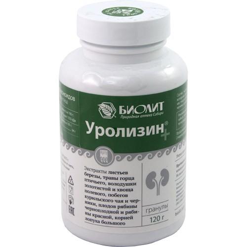 Уролизин+  г. Астрахань