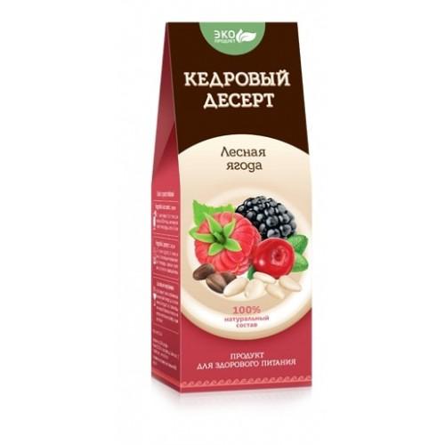 Кедровый десерт Лесная ягода  г. Астрахань