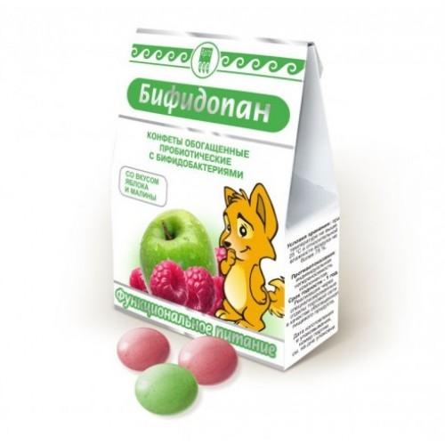 Конфеты обогащенные пробиотические Бифидопан  г. Астрахань